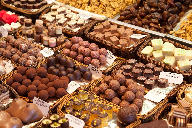 Ciocolată cum numai în Belgia găsești